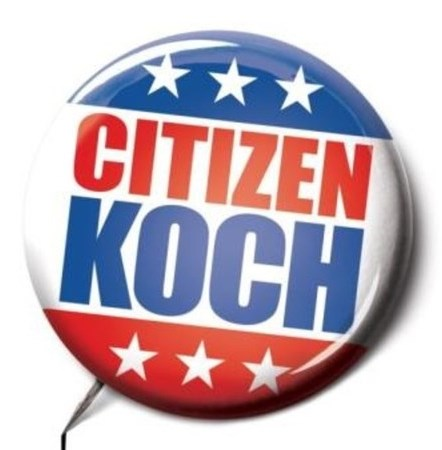 "Image for ""Citizen Koch"" Premieres Nationwide (And We Highly Recommend It!)"