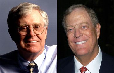 Image for Koch Brothers' Libre Initiative Aims To Increase Conservatives' Share of the Latino Vote