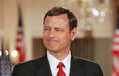 Image for John Roberts, Calling Strikes and Strikes