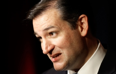 Image for Ted Cruz Vows to Damage Texas Courts in Response to Obama's Immigration Action