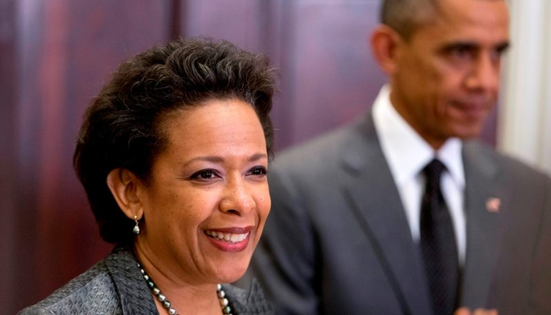 Image for GOP's Delay for Loretta Lynch Gets More Ridiculous By the Day