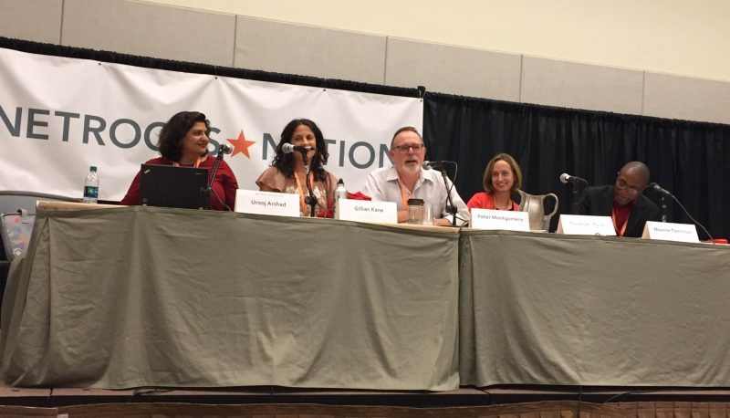 Image for PFAW Convenes Panel on Globalizing Homophobia at Netroots Nation 2015