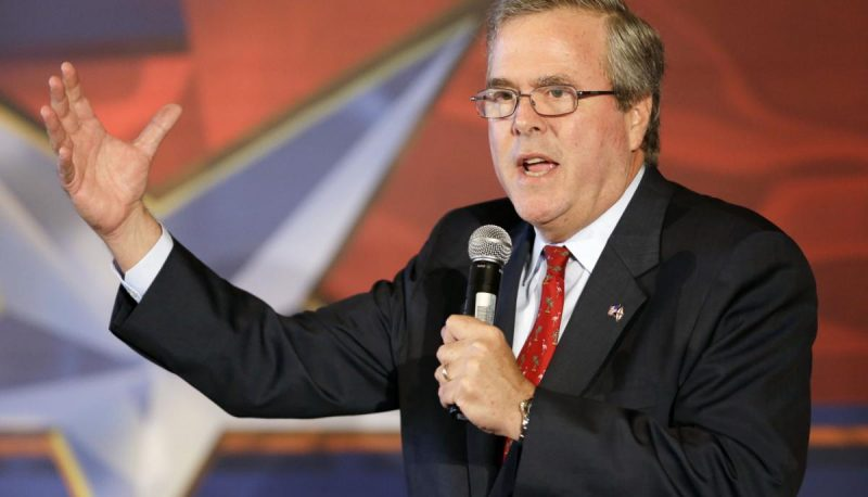 Image for Jeb Bush Thinks 50 Years of Medicare Is Long Enough