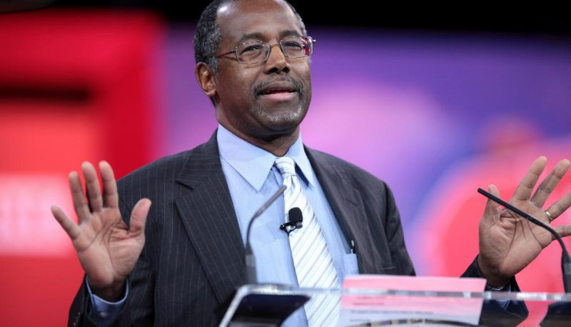 Image for Poll Has Ben Carson Now LEADING Trump