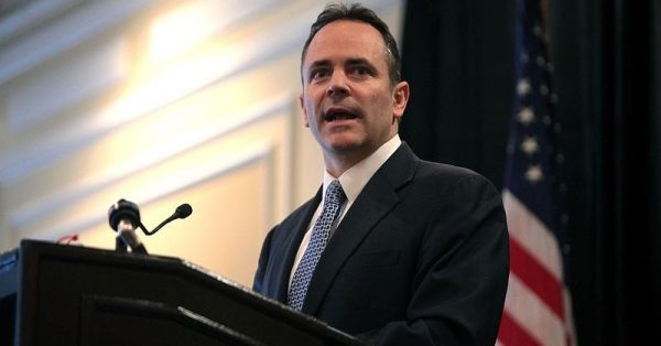 Kentucky Gov. Links Charlottesville To Removal Of Bible Study From Schools