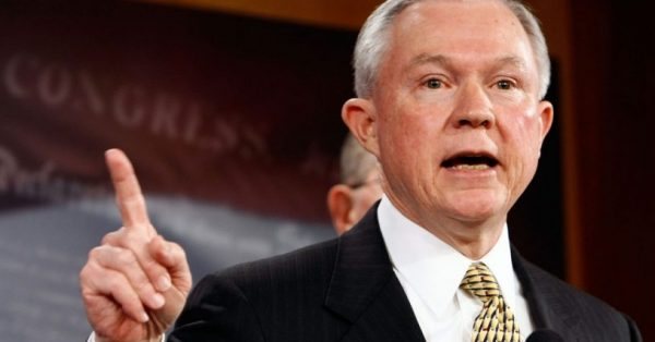 Jeff Sessions Is Just Getting Started: 7 Things You May've Missed Over the Holidays