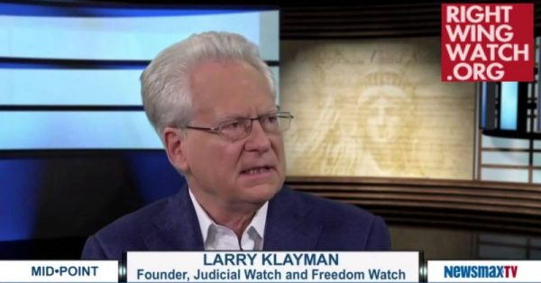 Larry Klayman Wants CNN Sanctioned For Supposedly Encouraging The Assassination Of President Trump