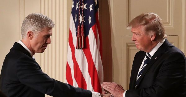 Real People, Real Lives: The Harm Caused By Judge Gorsuch