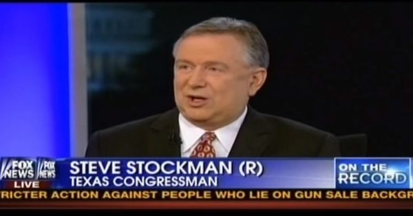 Far-Right Former Congressman Steve Stockman Charged With Violating Election Law