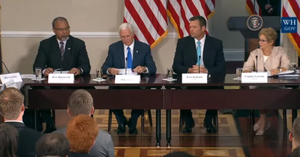 The Pence-Kobach Voting Commission Is Still A Total Farce