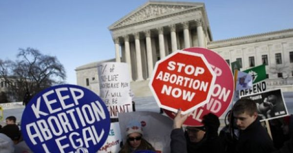 The Year Ahead In Attacks On Reproductive Freedom