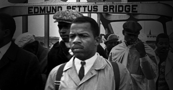 Stand with John Lewis Against Donald Trump's Bullying