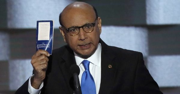 Khizr Khan & PFAW Foundation Leaders Denounce Trump's Executive Actions Targeting Muslims, Immigrants