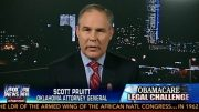 Trump's EPA Pick: Fossil Fuel Industry Shill, Climate Change Skeptic