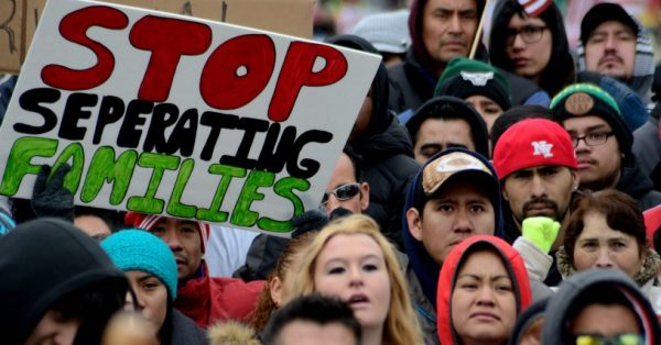 The Anti-Immigrant Lobby: The White Nationalist Roots of the Organizations Fighting Immigration