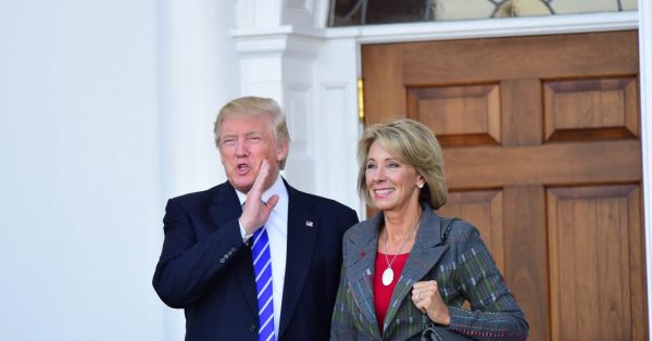 Betsy DeVos Nomination a New High-Water Mark in Right Wing's Long War on Public Education