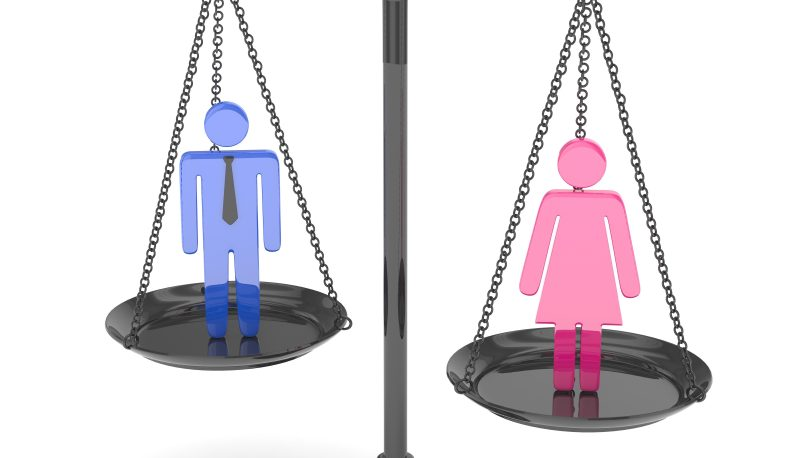Image for Equal Pay Day Reminds Us That the Gender Pay Gap Is Still Very Real