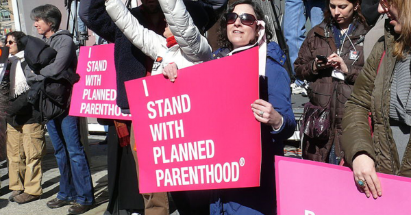 Sign the Petition: I Stand With Planned Parenthood!