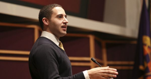 PFAW Foundation Announces Svante Myrick as Director of Youth Leadership Programs