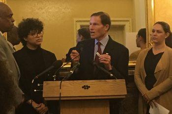 Senator Blumenthal opposes Sessions for AG