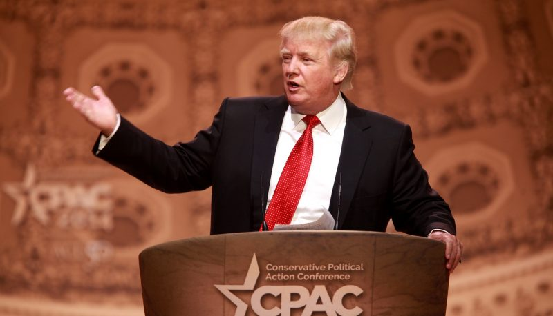 Image for CPAC Organizers Condemn Racism, Invite Racists to CPAC