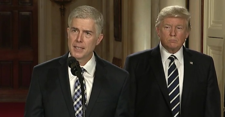 Image for PFAW Hosts Telebriefing Ahead of Gorsuch Confirmation Hearing