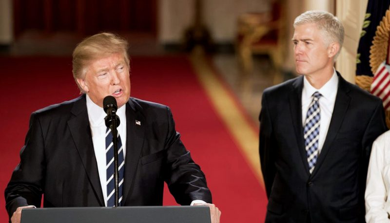 Image for Gorsuch's Bush Administration Service Reveals Dangerous Views on Presidential Authority