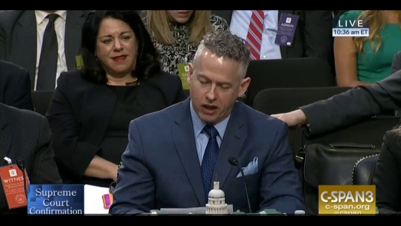 Father Of Student With Autism Slams Neil Gorsuch For 'Eviscerating' Disability Rights Law