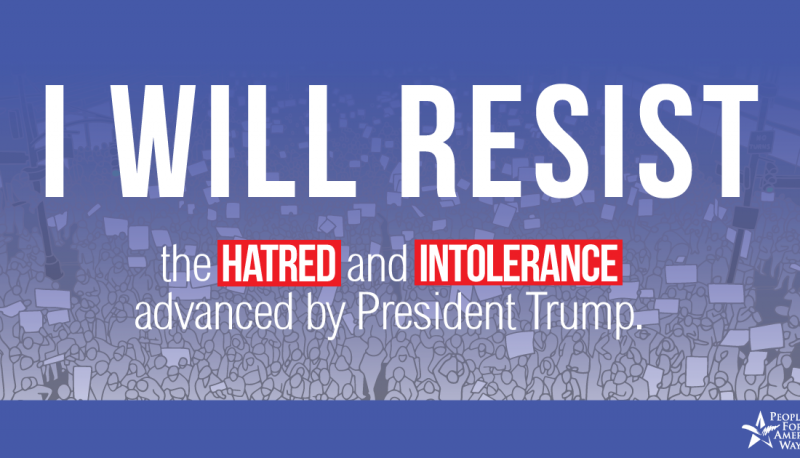 Image for 100 Days of Fighting Back Brings Wins for The Trump Resistance