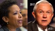 The Changing Face of the Justice Department