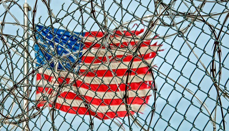 Image for Trump's America: For-Profit Prisons, Immigrant Detention and Shady Political Donations