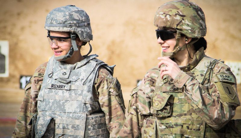 Image for Military Women Deserve Reproductive Health Care