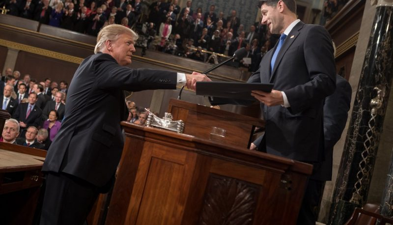 Image for As Budget Fight Shifts, Another Right-Wing Threat Looms Large: Tax Reform