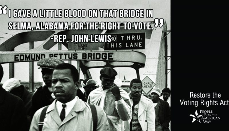 Image for Senate Expected to Vote on Anti-Voting Rights Judicial Nominee Eric Murphy on Bloody Sunday Anniversary