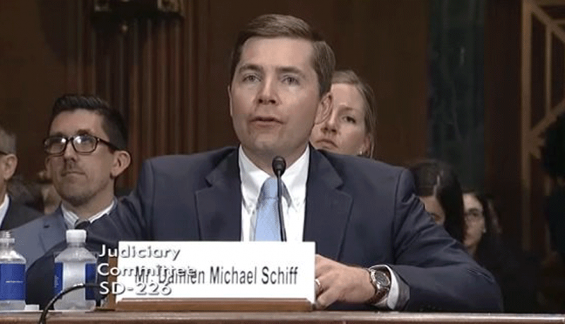 The Judiciary Committee Should Reject Damien Schiff's Nomination