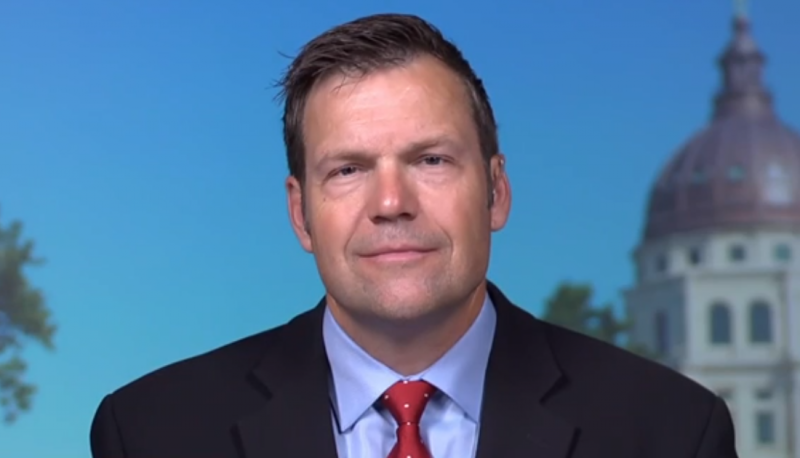 Image for Federal Judge: Kobach Repeatedly Misled Court In Voting Rights Case
