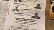 "PFAW Foundation Takes Out Full-Page NYT Advertisement Exposing Trump's Sham Election ""Integrity"" Commission"
