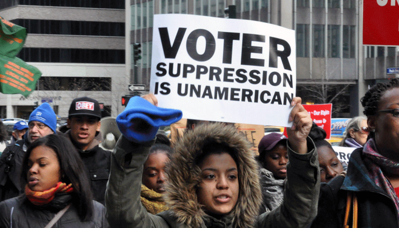"Image for Andrew Gillum: ""We can't let voter suppression win in 2020"""