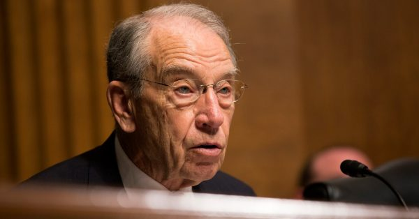 Defending the Blue Slip: Chuck Grassley Makes the Case Against Himself