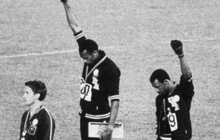 Image for Protest Isn't Unpatriotic — Attacking The First Amendment Rights Of Black Athletes Is