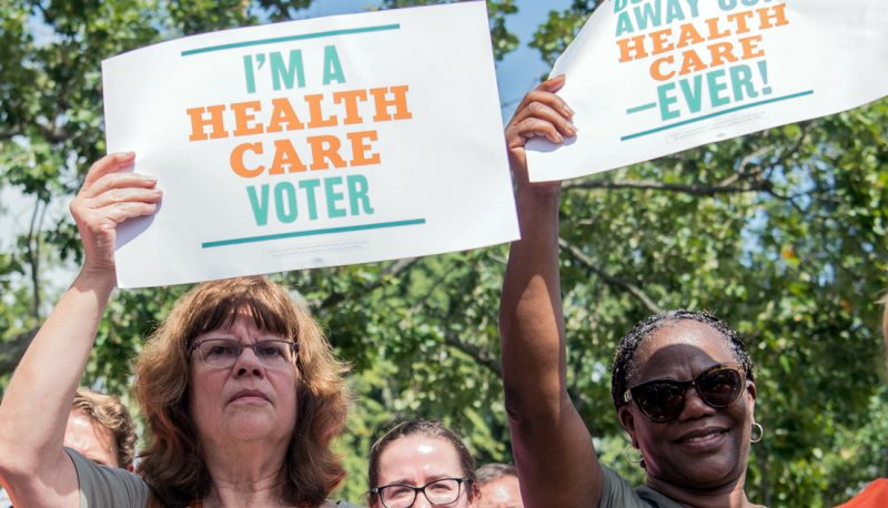 Image for Letters: Civil Rights and LGBTQ Equality Advocates Oppose Trumpcare