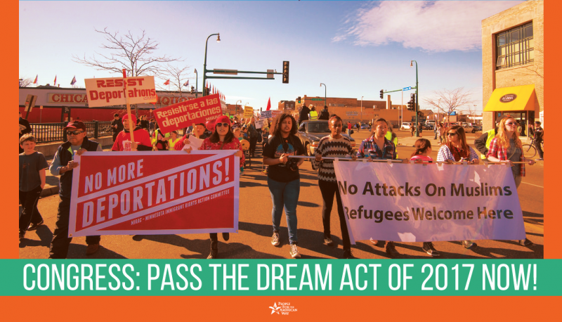 Letter: Civil and Human Rights Groups Support the Dream Act