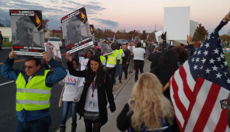 Image for PFAW and Allies Tell Ed Gillespie and Marco Rubio: Racism Has No Place in Virginia