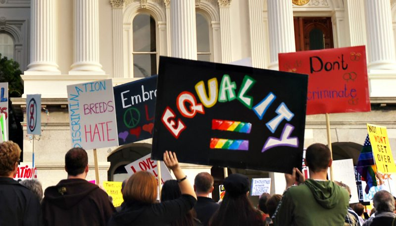 Image for Discrimination Drives LGBTQ+ People into Poverty and the Criminal Legal System