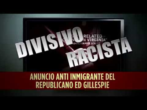 New Latinos Vote! Ad Takes on Ed Gillespie's Anti-Immigrant Attack Ads in Spanish