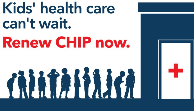 Congress Must Fund CHIP Program