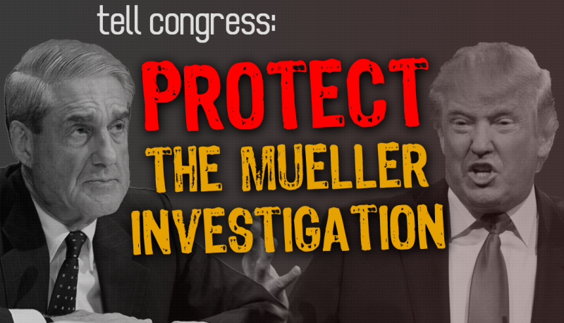 Image for Congress Must Secure Matthew Whitaker's Recusal and Protect the Mueller Investigation