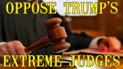 Tell the Senate: No More Extreme Trump Judges!