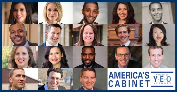 Meet America's Cabinet