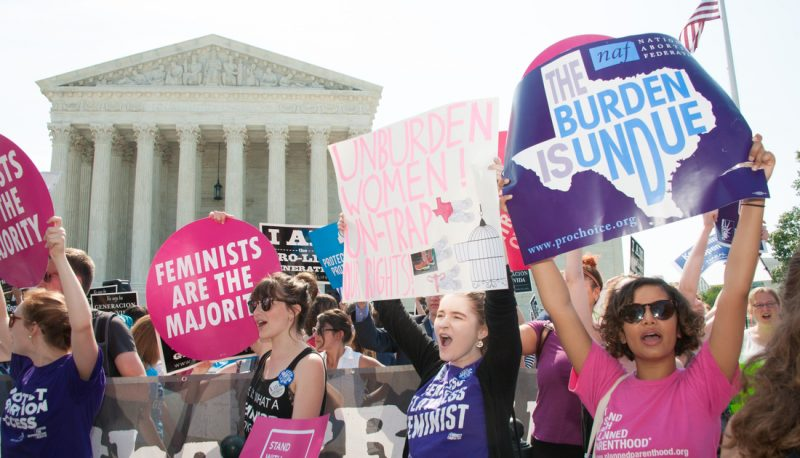 Reproductive Rights Allies Unite for Fair Courts